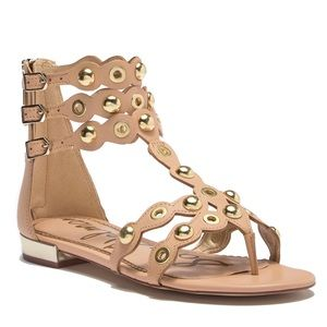Sam Edelman Desi Gladiator Sandals NEW $120